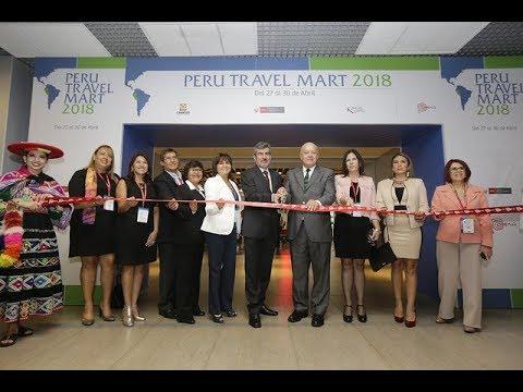 Inauguración Peru Travel Mart 2018