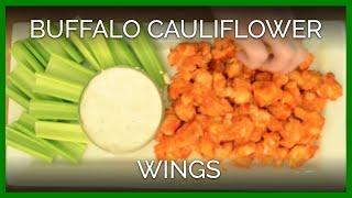 Buffalo Cauliflower Wings | PETA Living #3