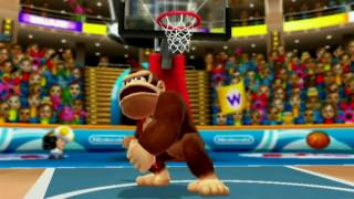 Mario Sports Mix: Part 01 (4-Player)