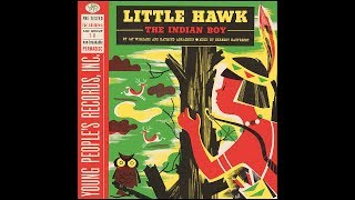 Little Hawk, The Indian Boy (Young People