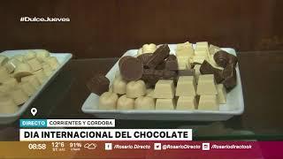 CANAL 5 ROSARIO – ROSARIO DIRECTO – DIA INTERNACIONAL DEL CHOCOLATE