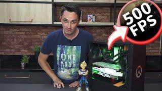 MONTAGEM + TESTE - I9 9900K RTX2080TI HOF - PC GAMER