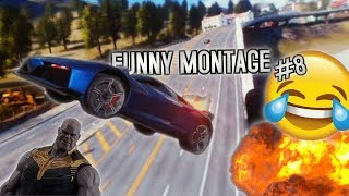 FUNNY ASPHALT 9 MONTAGE #8 (Funny Moments and Stunts)