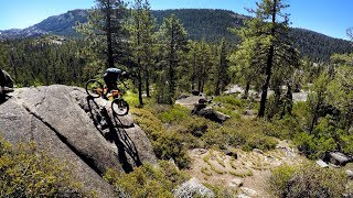 Download Escaped the snow for South Mountain shredding