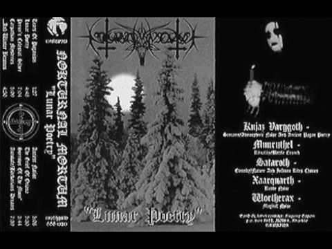 Nokturnal Mortum - (Tears of Paganism + Lunar Poetry + Perun's Celestial Silver)