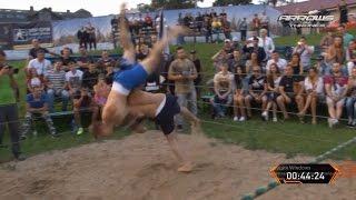 Boksör ve Güreşçi, Süper bir dövüş!!!   YouTube 2