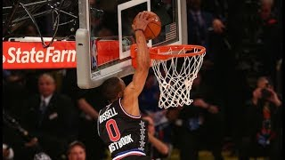 NBA Players Hitting Their Heads On The Backboard/Rim