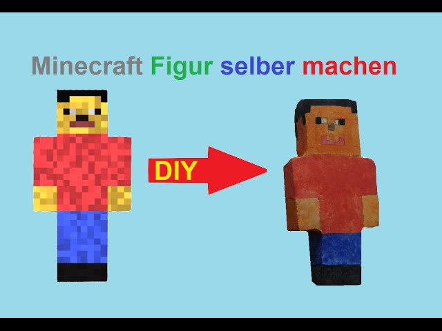 Mac Paverick Minecraft Skin Selber Machen Spielzeug Figuren - Skins fur minecraft selber erstellen