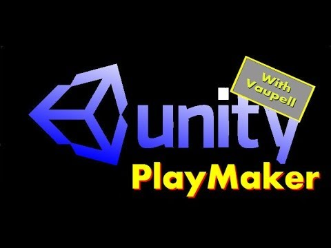 Unity3D a fast introduction to the PlayMaker asset found in the unity store