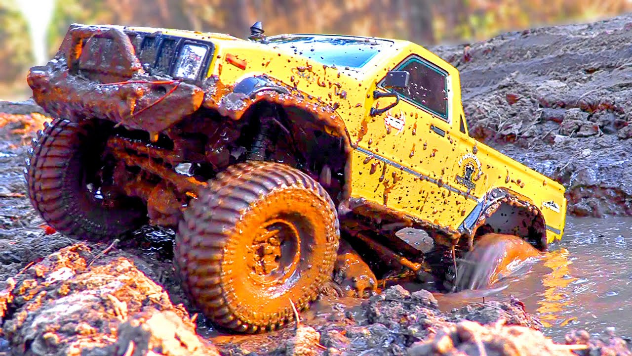 RC Cars MUD OFF Road – Jeep, Toyota, Ford | Wilimovich
