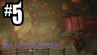 Saints Row 4 Gameplay Walkthrough - Part 5 - EXIT THE MATRIX!! (Xbox 360/PS3/PC HD) SR4 Gameplay