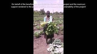 Women Empowerment Project/beneficiary testimony (Kangole, Karamoja, Uganda)