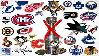 One Reason Why Your Favorite NHL Team WON'T Win The 2017 Stanley Cup