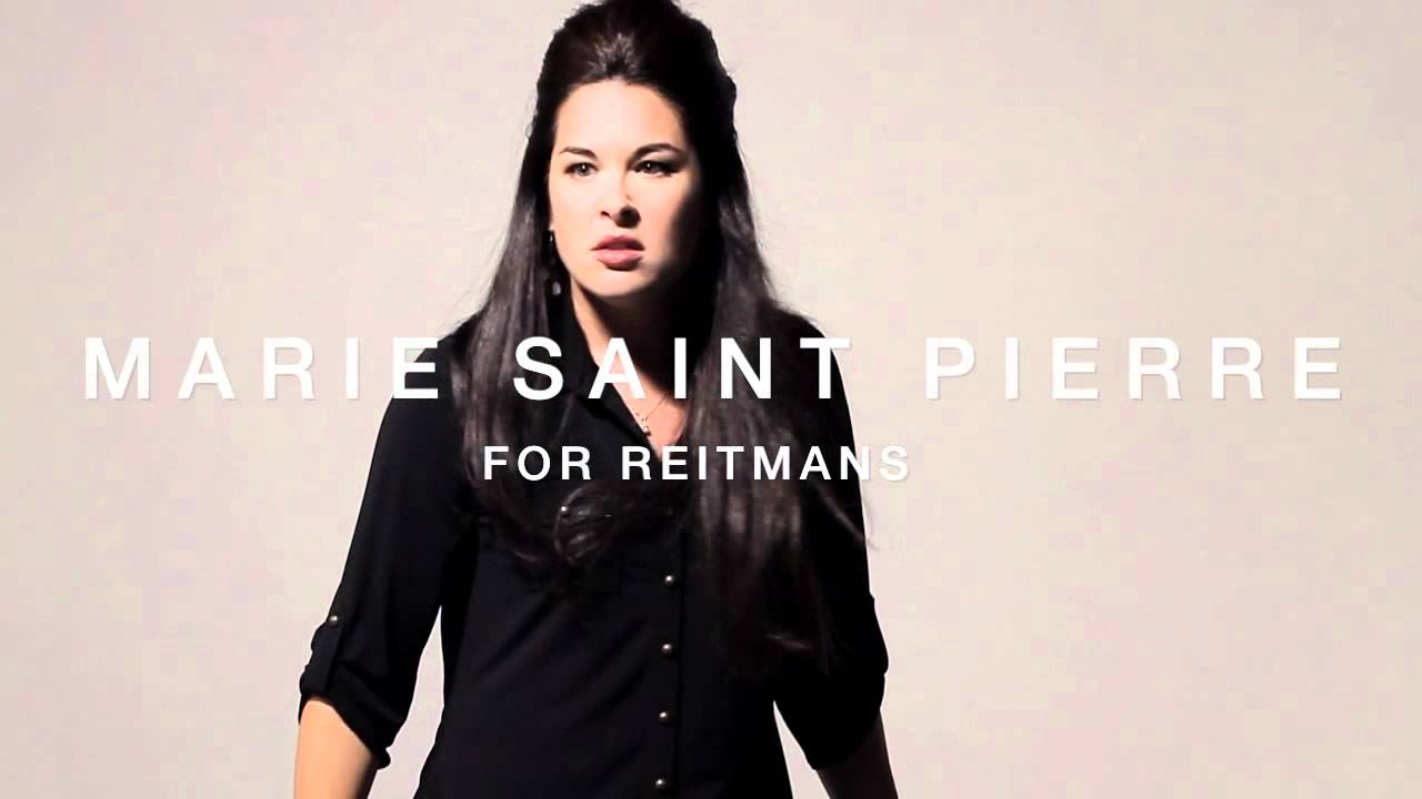 Marie Saint Pierre for Reitmans: You'll be sorry if you miss it - Part 1
