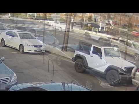 Vehicle of Interest in ADW, 4400 block of South Capitol Street, SW