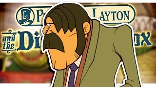 【 Professor Layton and the Diabolical Box 】Part 8