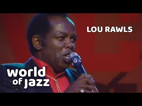 Lou Rawls - Bring It On Home To Me - 16 July 1989 • World Of Jazz