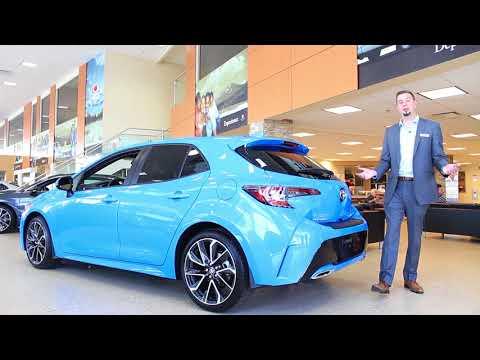 2019 Corolla Hatchback Review   Charlesglen Toyota