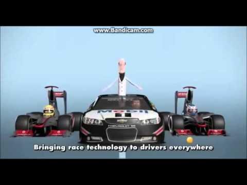 McLaren's 'Mobil 1' Song w/ Lyrics