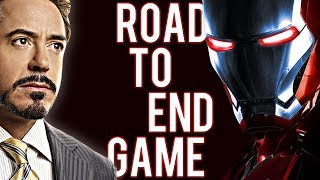 Iron Man - Road to End Game