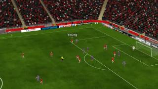 Man Utd mot Anderlecht - 30 minutter