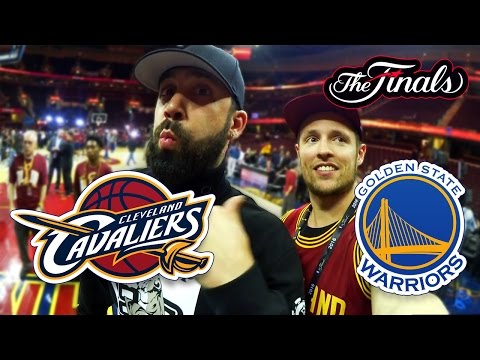 PAYBACK IN CLEVELAND | NBA Finals Trip Teil 2