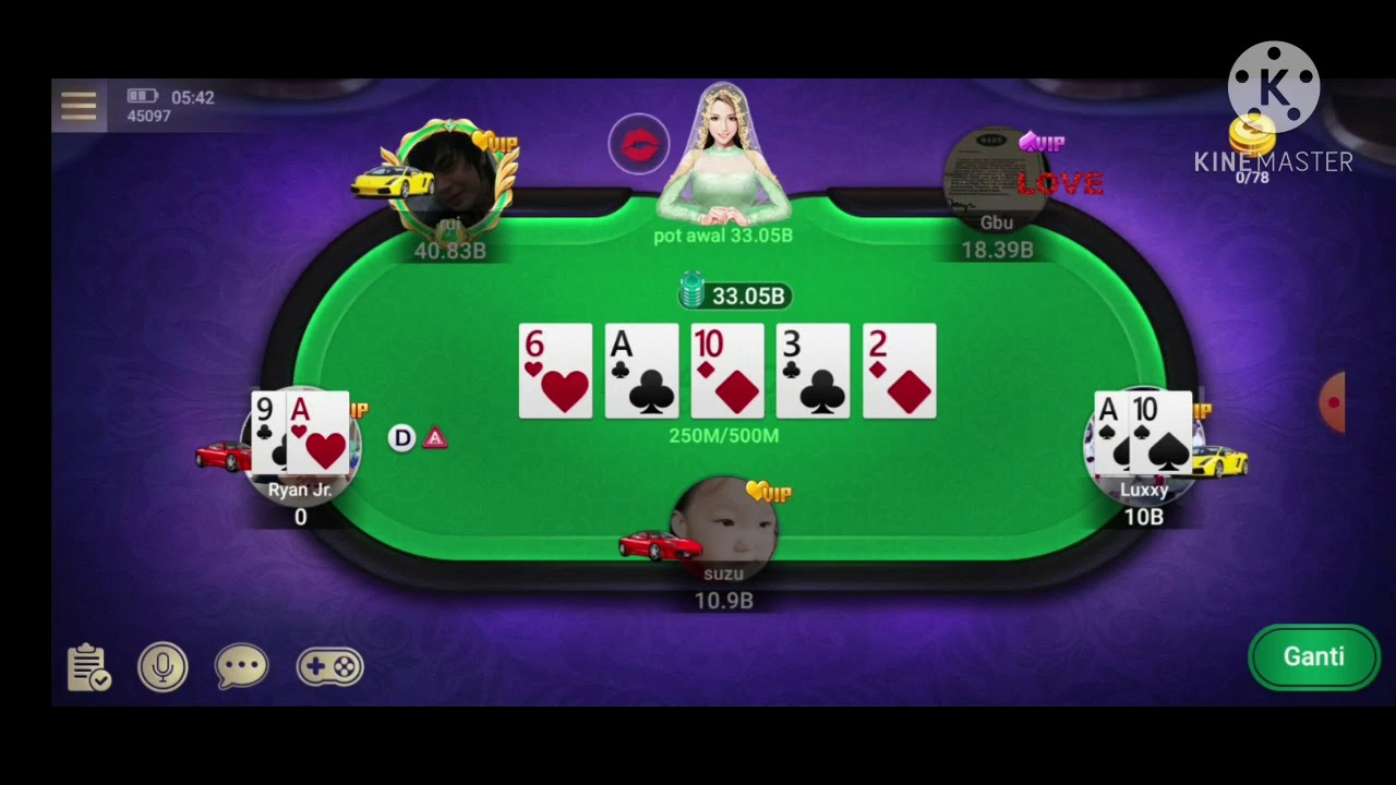 Poker Texas Boyaa Mod Apk Download