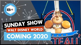 What's Coming to Walt Disney World in 2020