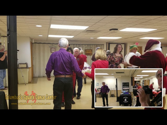 Westerville Promenaders -- 12/15/2018 -- 03 -- Hash -- Pam Courts