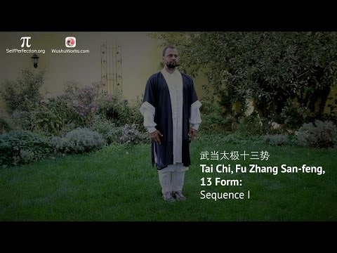 an analysis of the story of zhang sanfeng in connection to tai chi
