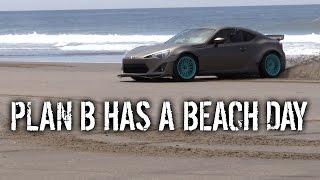 Plan B BRZ Pt 17 - Plan B Hits The Beach
