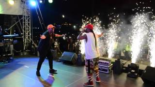 Cassper Nyovest & Anatii #FillUpTheDome Home Coming Picnic October 2015