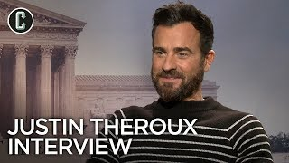 On the Basis of Sex: Justin Theroux Interview