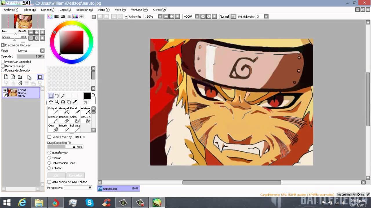 El mejor programa con pocos requisitos para dibujar anime for Programas para dibujar