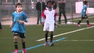 ANSU, JUGADOR BENJAMIN DEL SEVILLA FC