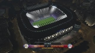 (PS4) FIFA 14 | Real Madrid vs Atlético Madrid | FULL GAMEPLAY [PlayStation 4 1080p HD Next Gen]
