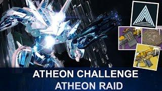 Destiny: Atheon Challenge Guide / Raid Challenge Guide (Deutsch/German)