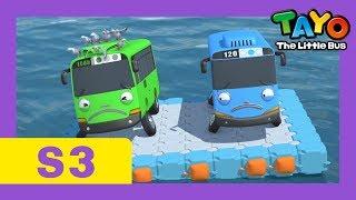 Tayo Español la Serie 3 l #25 Alguien nos ayuda l Tayo el pequeño Autobús