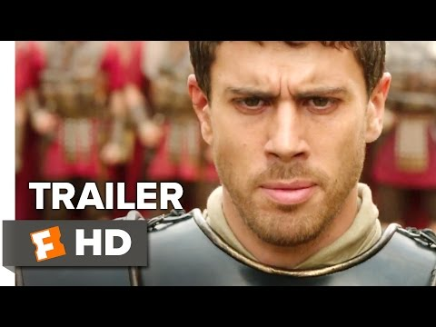 Ben-Hur Official Trailer #1 (2016) - Morgan Freeman, Jack Huston Movie HD fragman