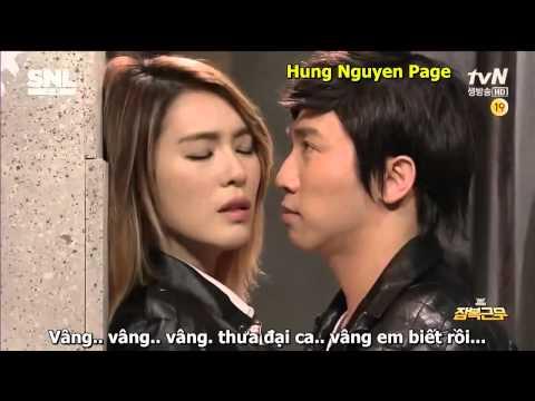 SLN KOREA Nam Nữ Cảnh Sát