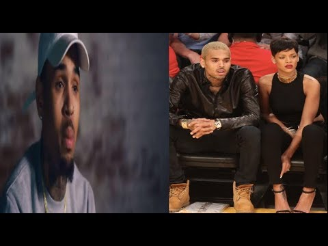 Chris Brown Accuses Rihanna of Abuse~ 'She would hit me, I would hit her'