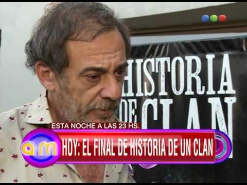 Alejandro Awada: palpitando el final de Historia de un Clan - AM