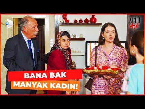 Sabri'den Özür Dilemeye Gelip Kavga Ettiler - Afili Aşk 5. Bölüm