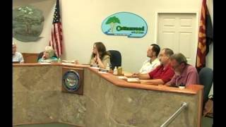 Cottonwood City Council Meeting June 3rd 2014