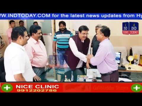 Hyderabad Khabarnama 17-03-2018 | indtoday | Hyderabad News | Urdu News | हैदराबाद न्यूज़