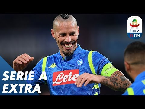Marek Hamšík Best Moments at Napoli | Serie A Extra | Serie A