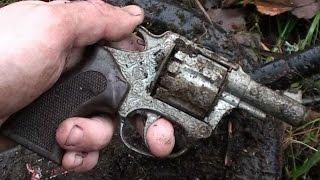 видео находки металлоискателем