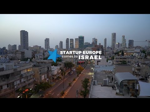 Startup Europe Comes To Israel | SEC2IL 2018