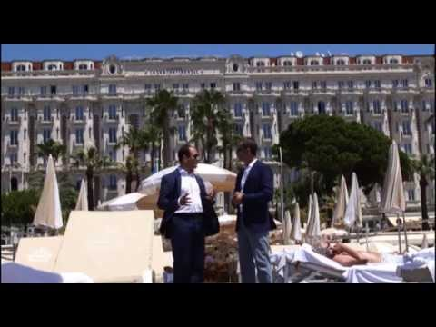 Around the World with Mr Gourmet: The famous Hotel Intercontinental Carlton (Cannes - France)