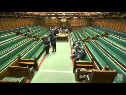 Henry Smith sworn in as Member of Parliament for Crawley